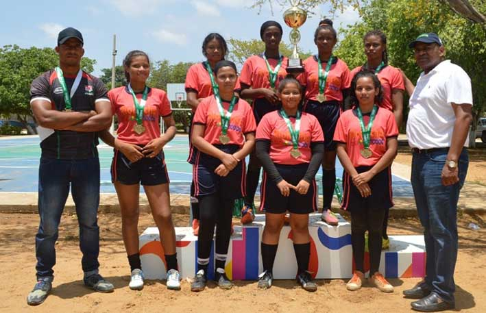 Riohacha lideró medallería en juegos Supérate