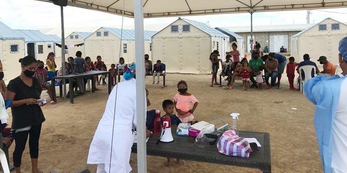 Avanza la vacunación contra la covid-19 en Maicao - Noticias de Colombia