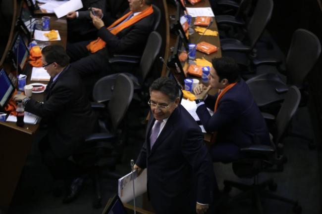 Radican proyecto de Ley para reglamentar funciones del Fiscal ad hoc